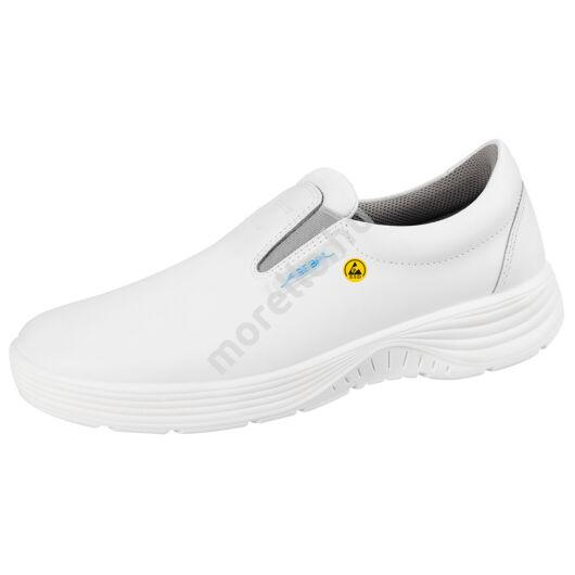 7131132 ABEBA-X-LIGHT O2 SRC ESD fehér munkavédelmi cipő 35-48