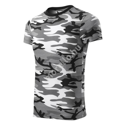 Camouflage pólók unisex