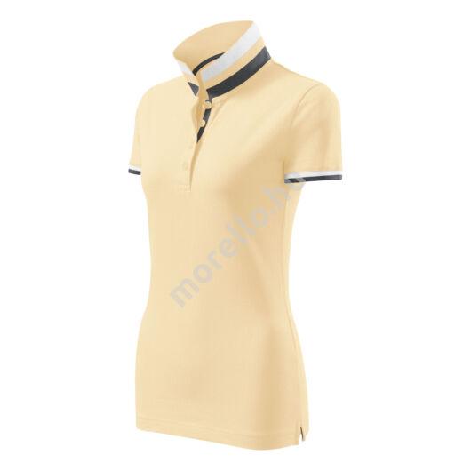 Collar Up galléros póló női