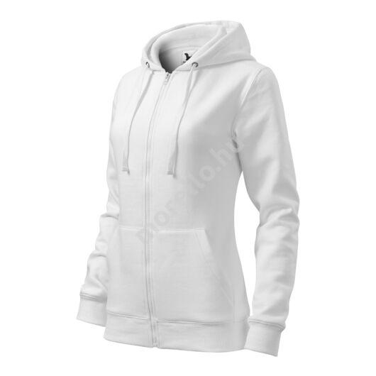 Trendy Zipper felső női