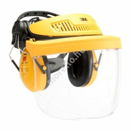 3M G500V5FH510-GU arcvédő/fültok kombi
