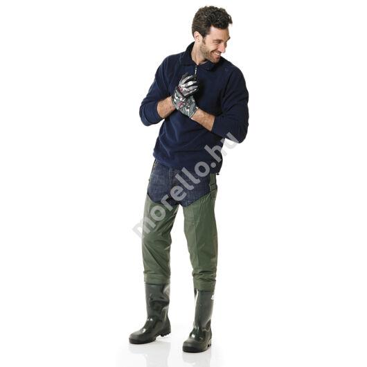 06351 Pvc Gumicsizma Combvédővel - S5