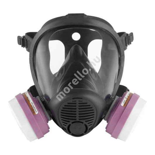 Mask Optifit Twin Full Face A Two Filters
