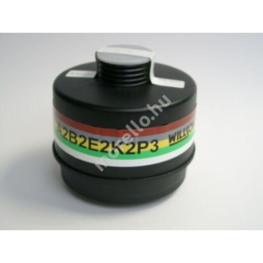 Filter For Plastic En 148 A2B2E2K2P3 Xl For Full Face Honeywell And Moldex