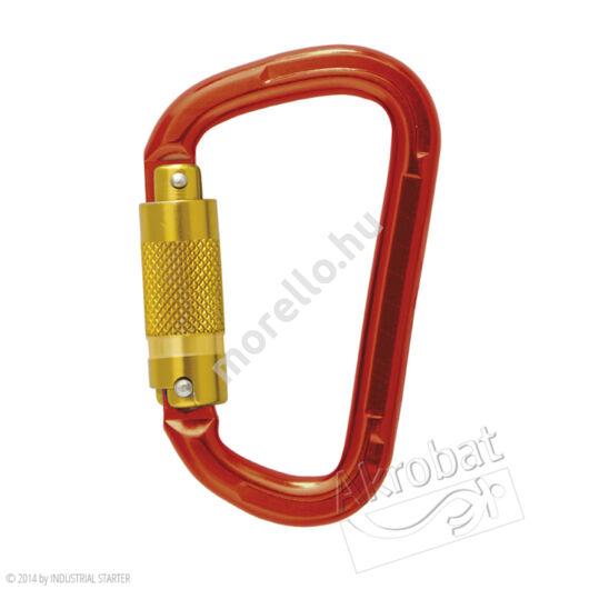 Alluminum Karabiner Twist Lock
