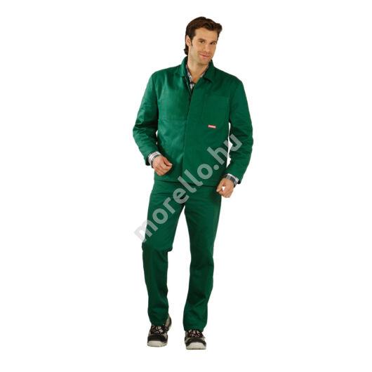 BW270 kabát, zöld, 100% pamut