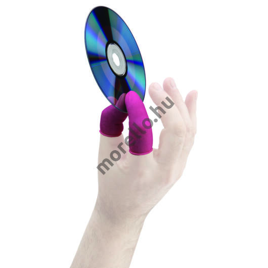 ESD Gumi ujjvédő, antisztatikus,1000db/csomag