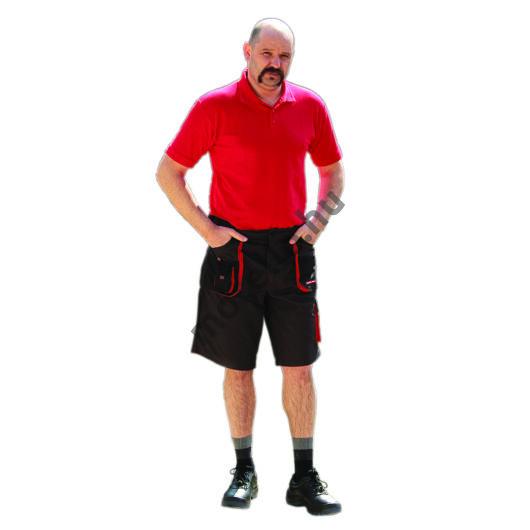 RockPro rövidnadrág, szürke/fekete