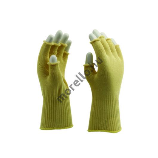 Kevlar kesztyű, ujjvég nélküli