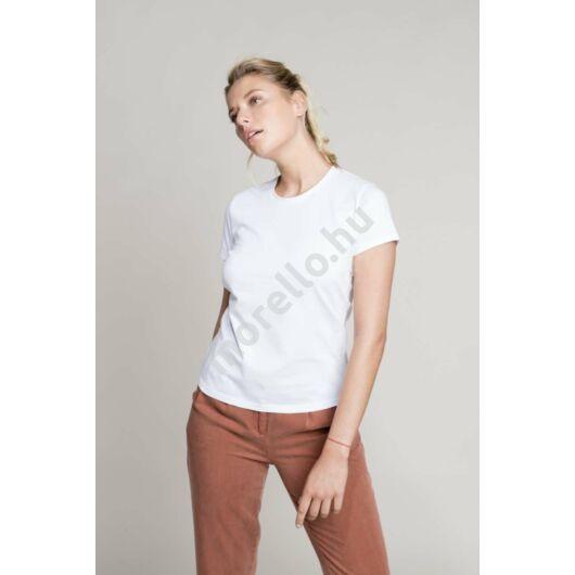 Ladiesˊ Short Sleeve Crew Neck T-Shirt