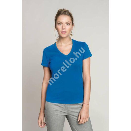 Ladiesˊ Short Sleeve V-Neck T-Shirt