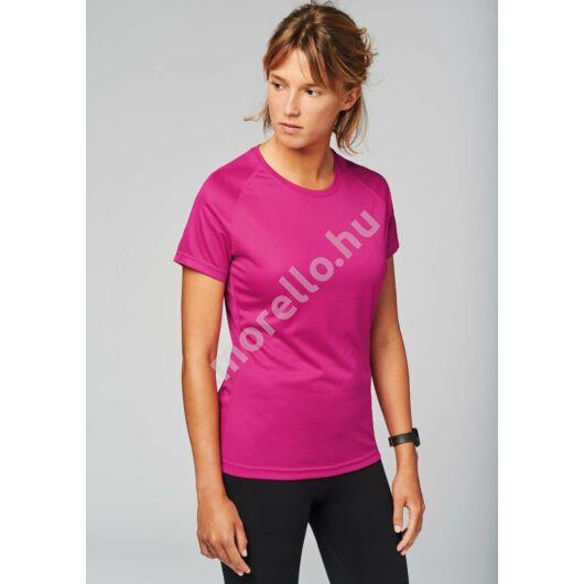 Ladiesˊ Short Sleeve Sports T-Shirt
