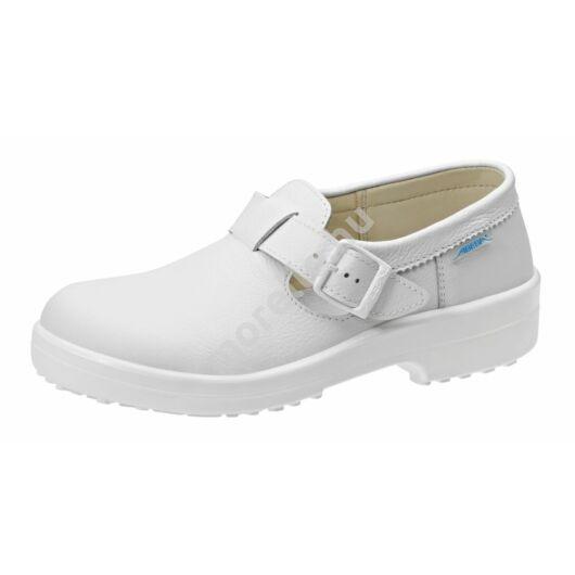 1500 ABEBA-CLASSIC S2 Src Csatos FEHÉR Munkavédelmi Cipő 36-46