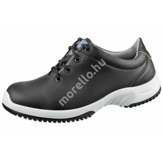 1781 ABEBA-UNI6 S2, Src Fűzős fekete Munkavédelmi Cipő 35-48