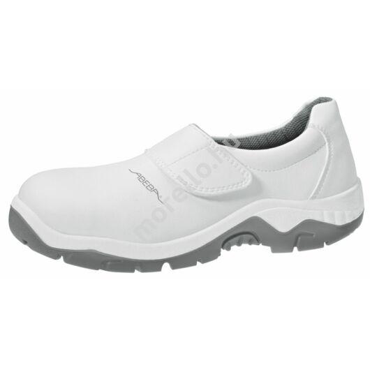 2130 ABEBA-ANATOM S2 Tépőzáras fehér Munkavédelmi Cipő (Extra Méretben Is) 36-52