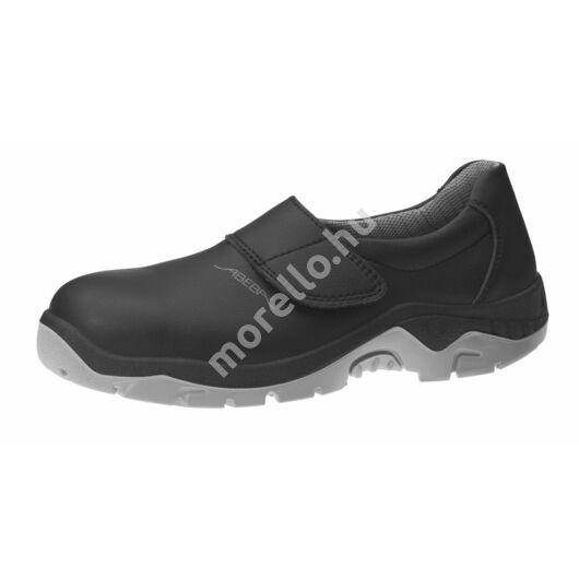 2135 ABEBA-ANATOM S2 Tépőzáras fekete Munkavédelmi Cipő (Extra Méretben Is) 36-52