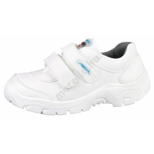 2140 ABEBA-ANATOM S2 Tépőzáras fehér Munkavédelmi Cipő 36-48