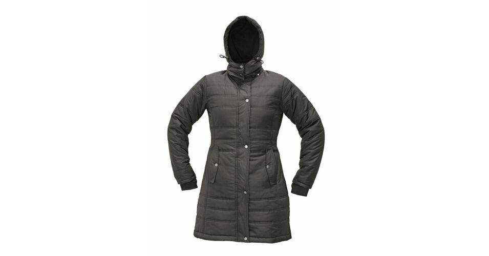 Clane Lady Kabát Fekete Xs